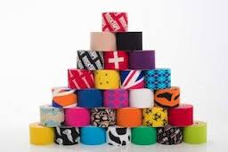 The colours of Rocktape